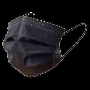Masque chirurgical noir